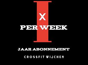 1 x per week - Jaar.png