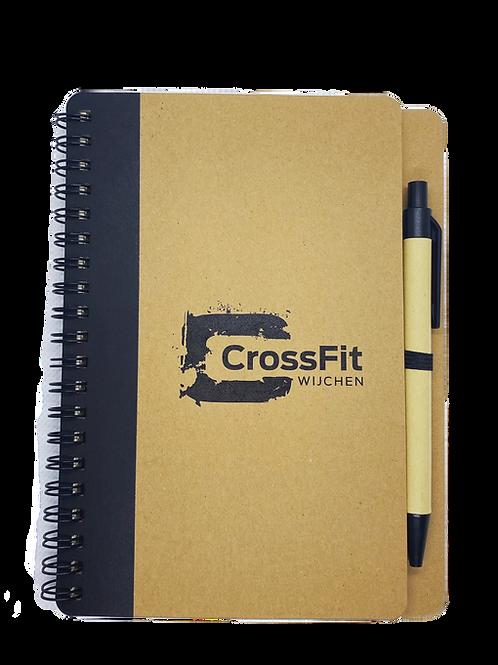CrossFit Wijchen notitie boekje