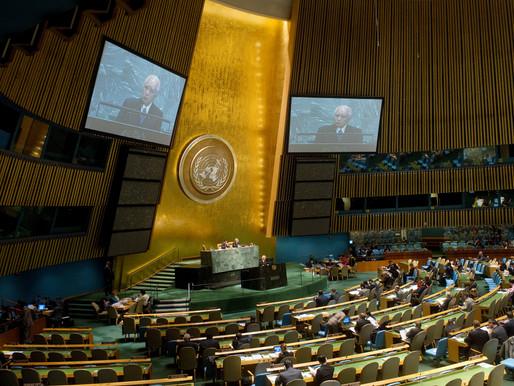 Conselho de Segurança e Assembleia Geral da ONU elegem 5 juízes para novos mandatos na CIJ