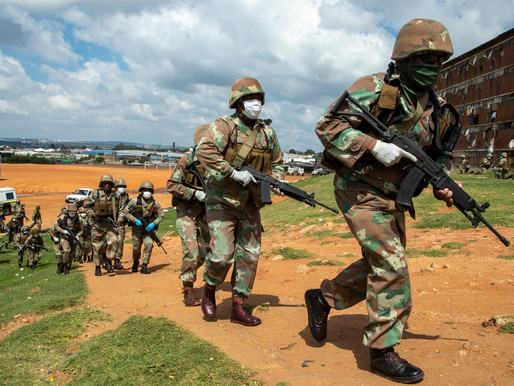 COVID-19 na África: Desdobramentos regionais de um cessar-fogo global