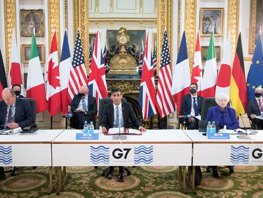 G7 propõe imposto global sobre gigantes da tecnologia; entenda o projeto