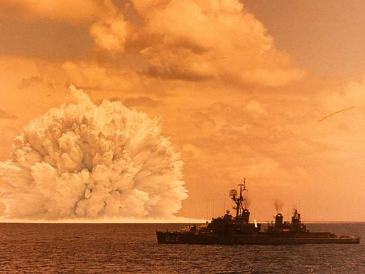 """Uso da Força #5: Pareceres consultivos da CIJ para os casos """"Nuclear Weapons"""" e """"Wall"""""""