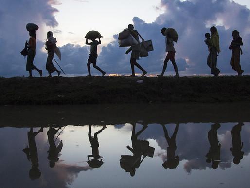 No Dia do Refugiado, 1% da população mundial está em deslocamento forçado