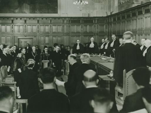 Uso da Força #3: o caso do Estreito de Corfu (Reino Unido v. Albania, 1949)