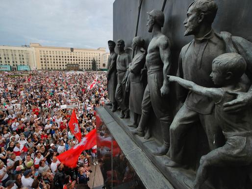 A crise em Belarus e os reflexos da atuação das organizações internacionais