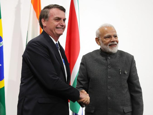 A Índia como potência periférica: sinergias e potencialidades na relação bilateral com o Brasil