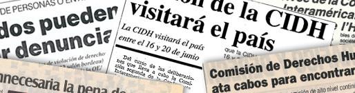 Newsletter Corte Interamericana de Direitos Humanos 06/11/2020