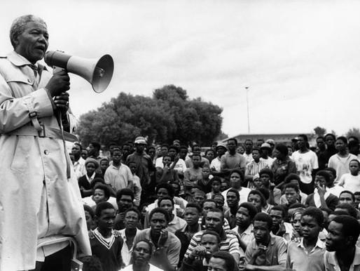 A África do Sul sob as lentes de Nelson Mandela