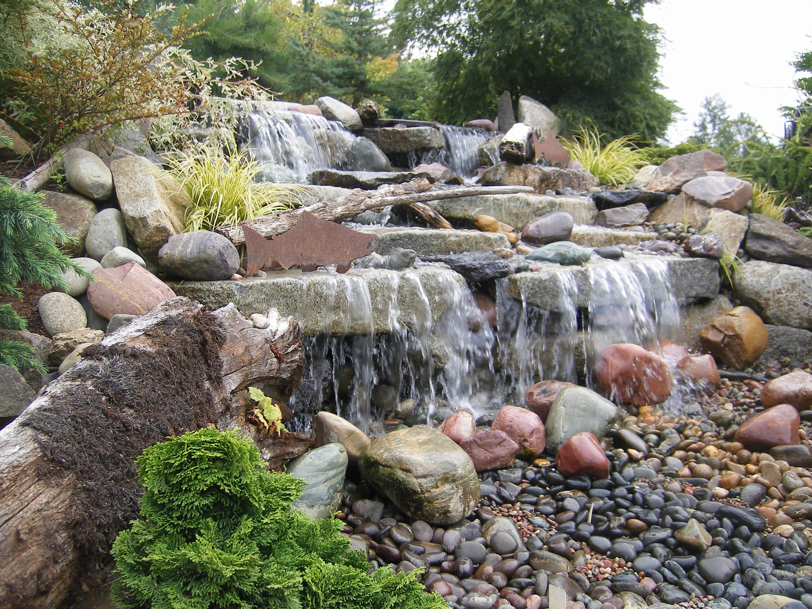 Ponds & Features