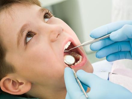 Assistência odontológica: crianças com necessidades especiais