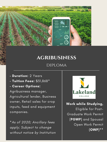 Agribusiness Diploma