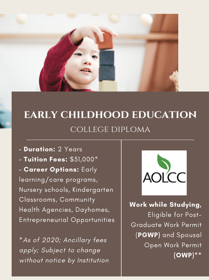 Early Childhood Education Diploma