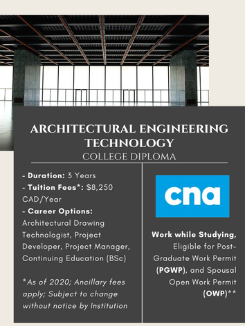 Architectural Engineering Technology Diploma