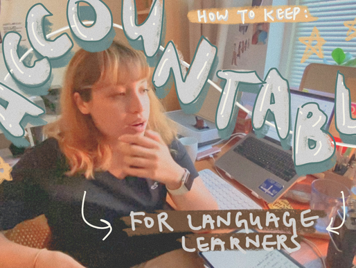 How to Be More Consistent With Your Language Goals