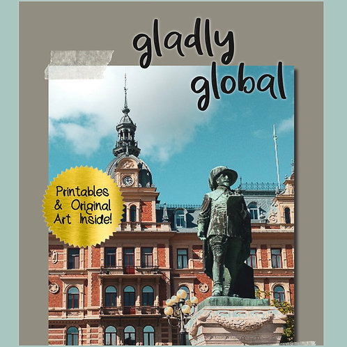 GG Polyglot Magazine - Issue 2