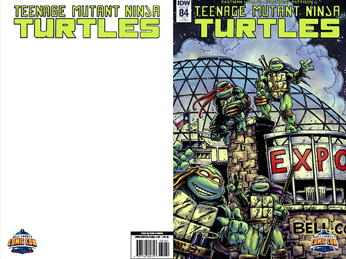 TMNT Issue No 84 - Eastman Variant