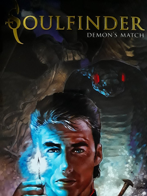 Soulfinder: Demon's Match - SIGNED Copy Available