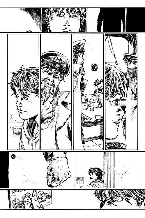 Original Artwork - Page 15 - Soulfinder: Black Tide (Book 2)