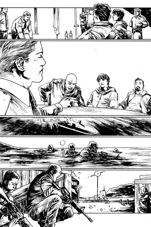 Original Artwork - Page 08 - Soulfinder: Black Tide (Book 2)