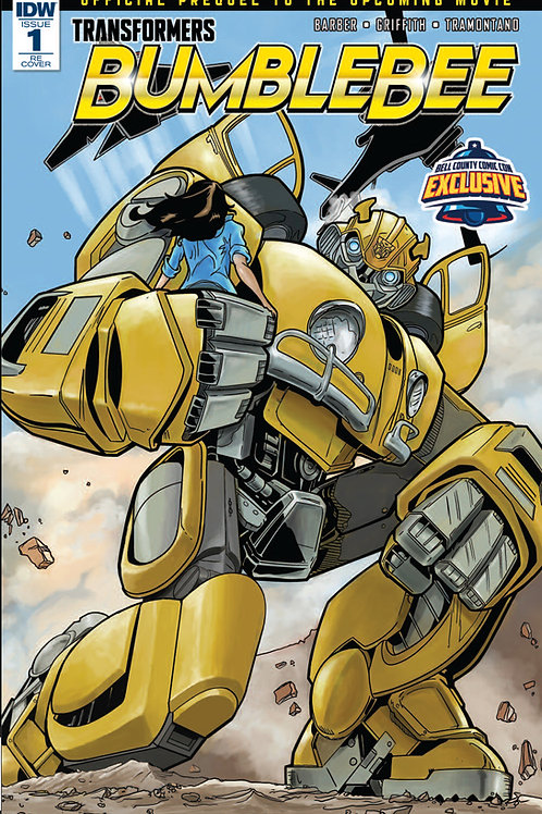 Transformers Bumblebee Issue No 1 - Exclusive Variant