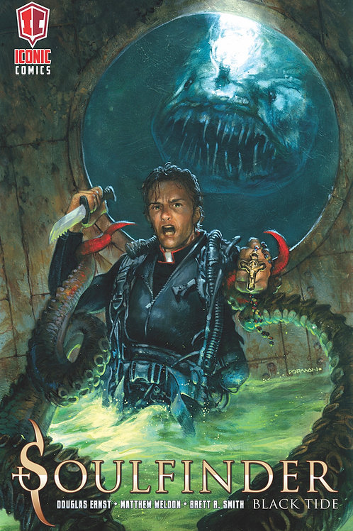 Soulfinder: Black Tide (Book 2) - Hardcover