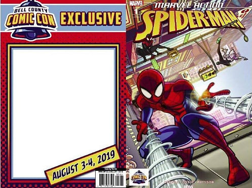 Marvel Action Spiderman Issue No 1 - Exclusive Variant