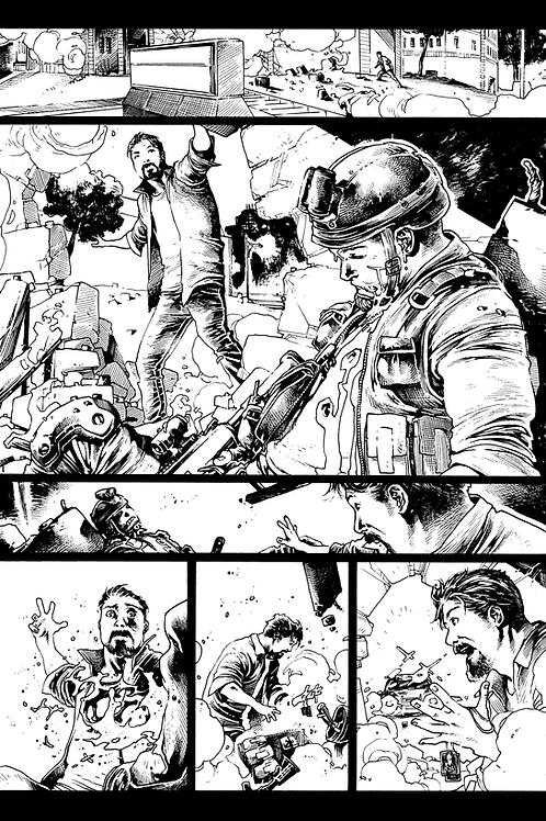 Original Artwork - Page 02 - Soulfinder: Black Tide (Book 2)