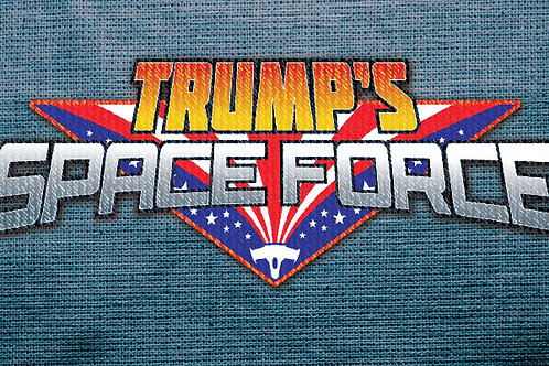 Trump's Space Force Patch