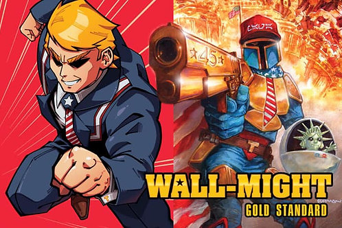 Wall-Might: Gold Standard