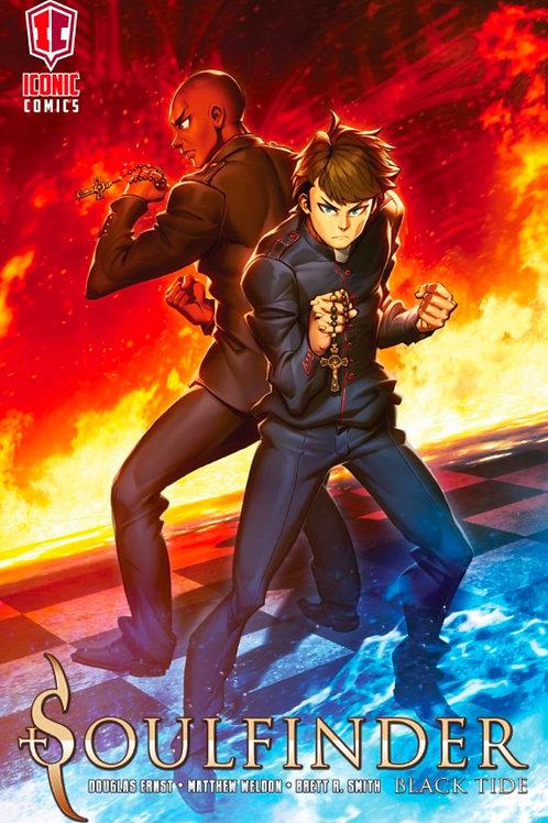 Soulfinder: Black Tide (Book 2) - Timothy Lim Variant - Softcover