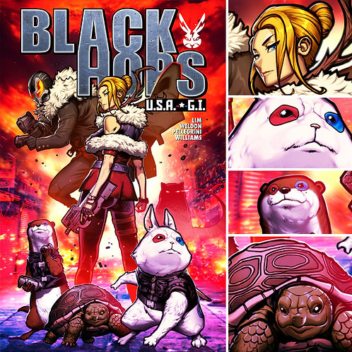 Black Hops: Hare Trigger, Vol #2