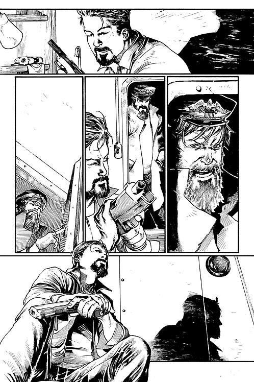Original Artwork - Page 16 - Soulfinder: Black Tide (Book 2)