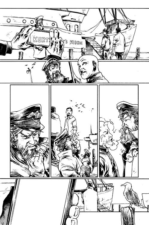 Original Artwork - Page 10 - Soulfinder: Black Tide (Book 2)