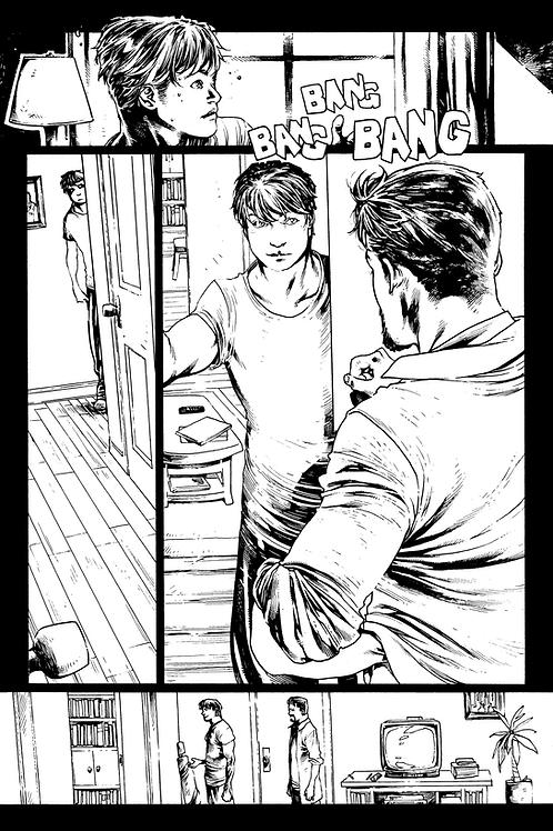 Original Artwork - Page 05 - Soulfinder: Black Tide (Book 2)