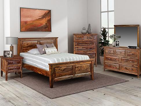 Frontier Bedroom Set