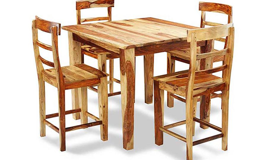 Rosewood Pub Table