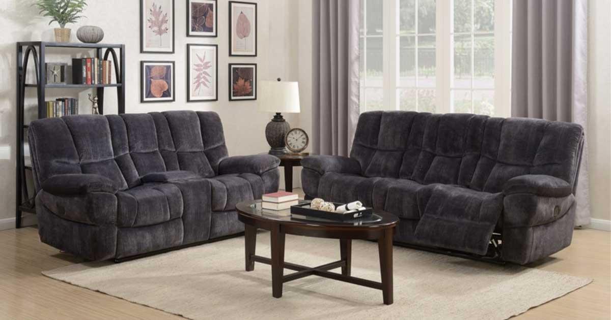 Ashbury Sofa Set