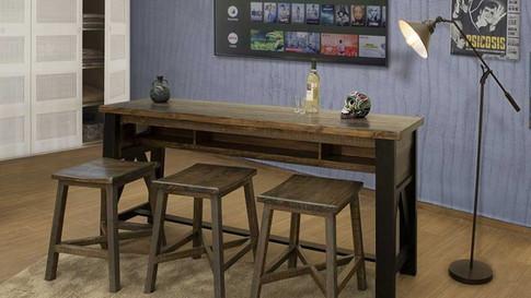 Loft Sofa Bar Table
