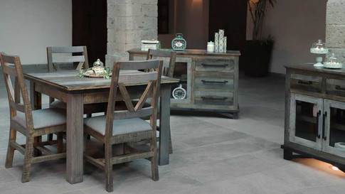 Loft Square Dining Table