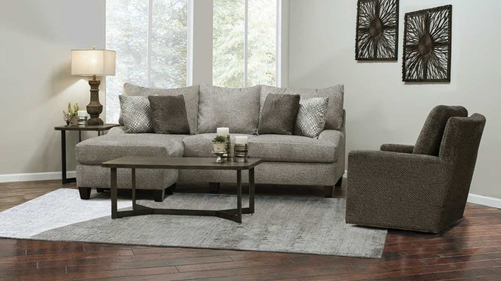 6N00 L Shaped Sectional