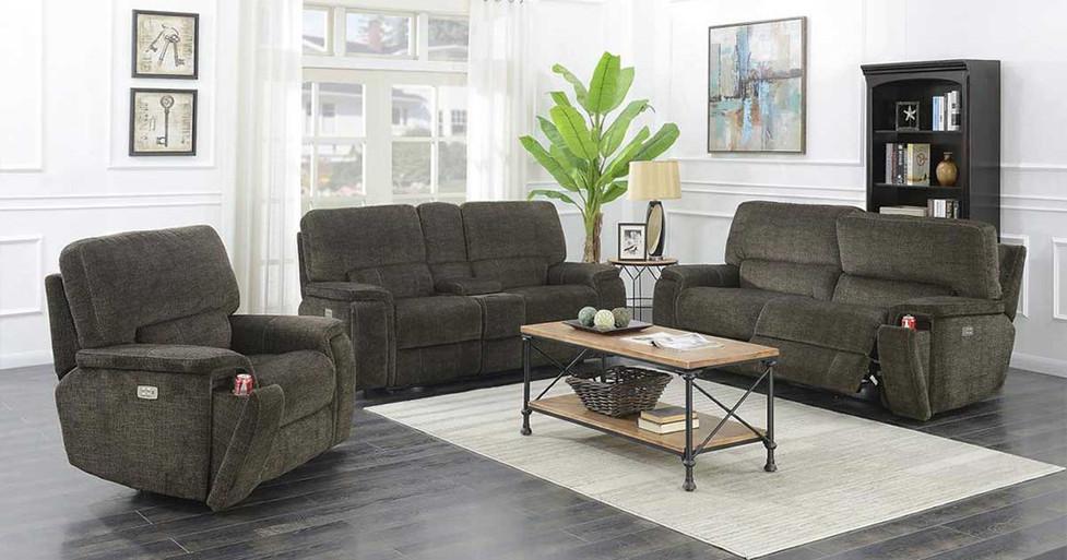 Norman Sofa Set