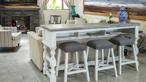 Luna Sofa Bar Table
