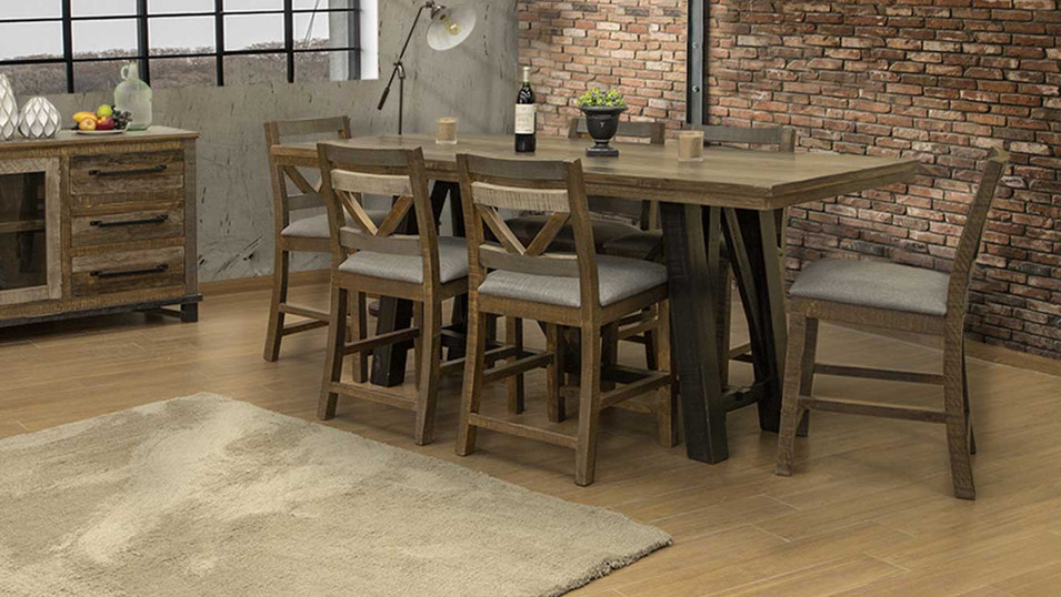 Loft Counter Height Table