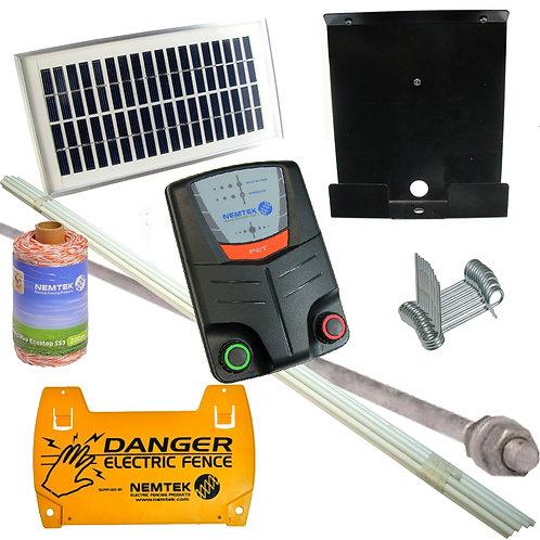 Pet Stop Solar Powered Kit - 24 m Complete