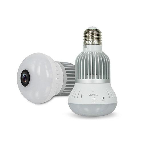 360 Degree Fisheye Panoramic WIFI Camera IP P2P Cam H.264 White Light Lamp1.3 MP