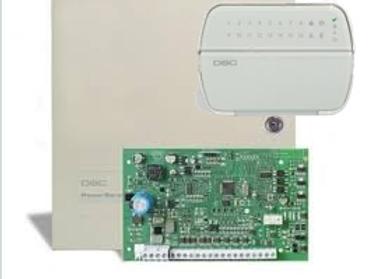 DSC 8 Zone Control Panel & Keypad
