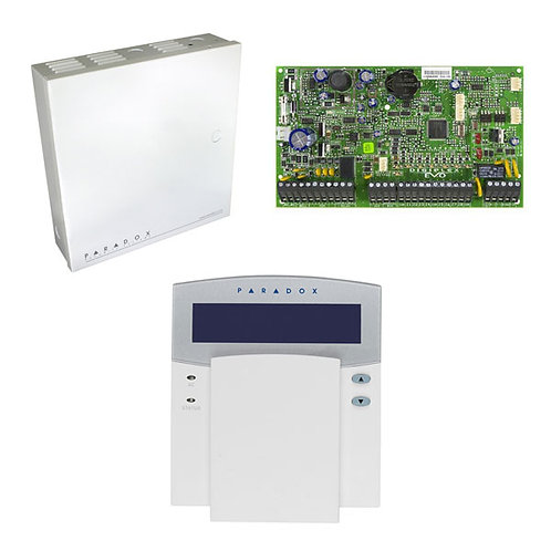 Paradox EVO192 Commercial Controller Alarm Kit