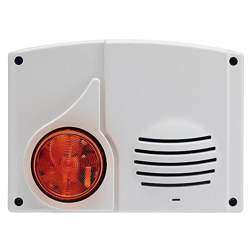 Wireless Outdoor Siren/Strobe