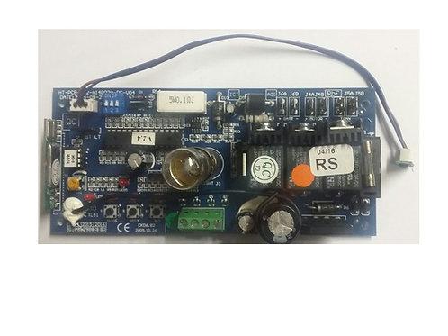 ET DC Blue Digital PCB