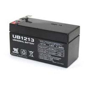 12V 1.3AH Battery